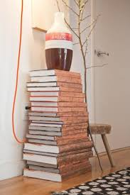 creative ideas for home furniture. Creative Interior Decorating Recycling Old Books And Wooden Furniture Ideas For Home