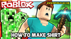 How To Sell Clothes On Roblox How To Make A Shirt On Roblox