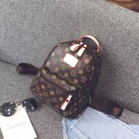 Wholesale <b>Vintage</b> Leather <b>Backpack Women</b> for Resale - Group ...
