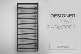 Bathroom Towel Radiators Rails from only 25 Tap Warehouse