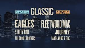The Classic East 2 Day Ticket 7 29 7 30 At Citi Field