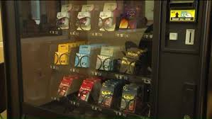 Vending Machines Sacramento Beauteous University Of California's Davis Campus Stocks Vending Machine With