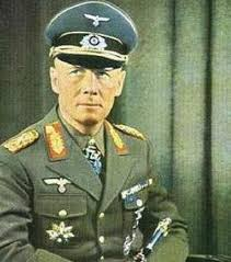 German Army Marshal Rommel, Who Was Not A Nazi War Criminal