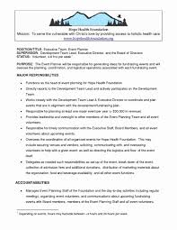 Fundraising Plan Template 011 Preschool Marketing Plan Template 20event20chedule
