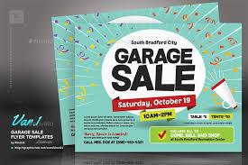 Garage Sale Flyer Templates Flyers Pinterest Sample Resume