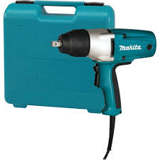 makita corded drill. makita 3.5 amp 1/2 in. corded impact wrench with tool case-tw0350 - the home depot drill n