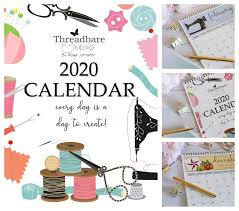Free 2020 Calendar Every Day Is A Day To Create