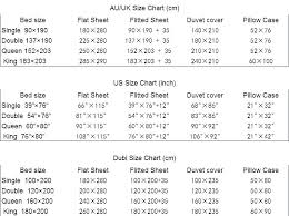 Mattress Size Chart Inches Twin Bed Sizes Indianculture Co