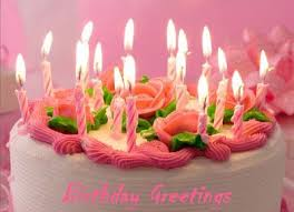happy birthday cakes with candles for best friend. Modren Birthday Pink Flowers U0026 Candles Birthday Cake Photo This Photo Was Uploaded By Find  Other Pictures And Ph In Happy Cakes With For Best Friend Y