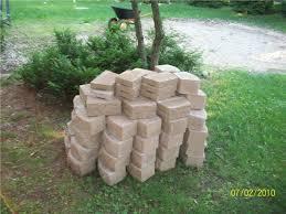 johnny s fixer upper block retaining walls