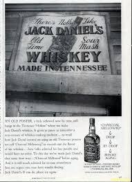 vintage jack daniel s whiskey poster ad liquor advertising vintage 1957 jack daniel s whiskey poster ad