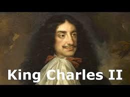 「Charles II king」の画像検索結果