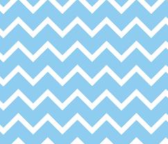 blue and white chevron background