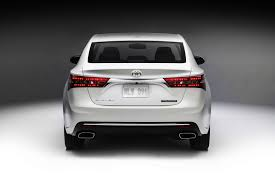 VWVortex.com - 2016 Toyota Avalon facelift revealed