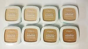 L Oreal True Match Shade Chart L A Colors Mineral Pressed Powder With Sponge Color Mp307
