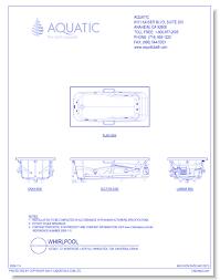dwg4272621 72 montrose ii acrylic whirlpool tub universal drain