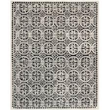 fairburn blackivory area rug 8x10 rugs under 100 dollar8