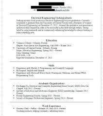 Sample Resume With Gpa College Sample Resume Gpa Resume Letter
