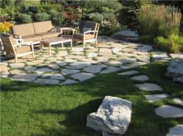 flagstone patio with grass. Flagstone Patio Ground Cover Country Landscape Design Stonegate Gardens Denver, With Grass A