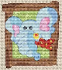 Cross Stitch Quilt Blocks Baby Elephant Quilt Block Cross Stitch ... & cross stitch quilt blocks baby elephant quilt block cross stitch by 1  stamped cross stitch quilt Adamdwight.com