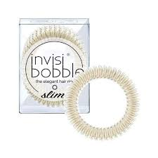 <b>INVISIBOBBLE Slim Stay</b> Gold - Chatters Hair Salon