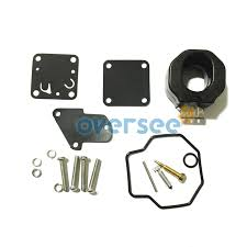 online buy whole yamaha outboard parts outboard motor 6e0 w0093 00 00 carburetor repair kit for yamaha 4hp 5hp outboard engine