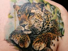 Jaký Význam Má Leopard Tetování