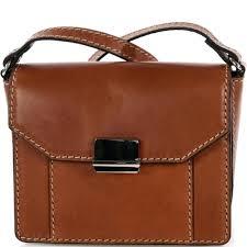 saddle leather briefcase soap mini shoulder bag