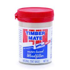 Timbermate Color Chart Timbermate Wood Filler Water Based 8 Oz Natural