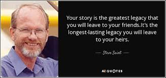 Saint Quotes Adorable TOP 48 QUOTES BY STEVE SAINT AZ Quotes