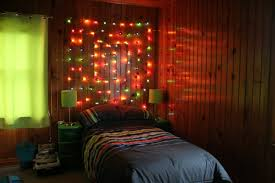 cool lighting for bedroom. Cool Ways Put Christmas Lights Your Bedroom Lighting For