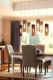 dining table pendant light dining room rustic wood alluring large light fixtures home depot