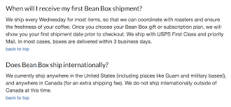 business policy example 3 shipping policy examples for e commerce businesses shippo