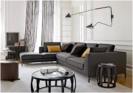 Plaid Living Room Furniture Furniture Plaid Pattern Living Room With Trendy Gray Grey