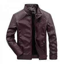 plus size men motorcycle biker leather jacket new windproof wool liner thick men autumn winter leather coat