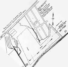 A circa 1922 glen l martin pany map courtesy of tom hietzman