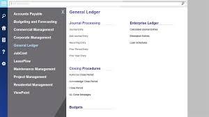 Real Estate General Ledger Software Mri Software Get A Demo