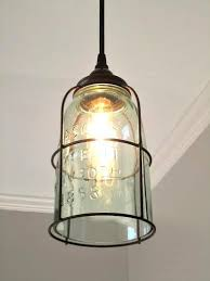 country pendant lighting. rust cage half gallon mason jar pendant light country lighting t