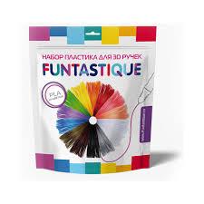 """""""<b>FUNTASTIQUE</b>"""" <b>Комплект PLA</b>-<b>пластика</b> для 3д ручек 12 цветов ..."""