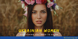 Ukrainian wife look at ukraine