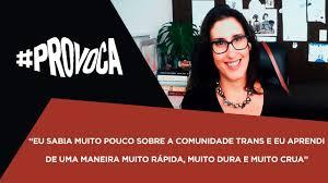 Paola Carosella fala sobre a comunidade trans e o surgimento do projeto  'Cozinha e Voz' - YouTube
