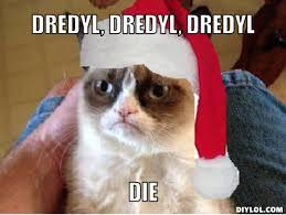 Grumpy Christmas Cat Meme Generator - grumpy christmas cat meme ... via Relatably.com