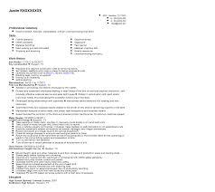 Resume Iron Worker Resume