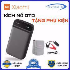 Bộ kích nổ oto Xiaomi 70Mai Midrive PS01 kiêm pin sạc dự phòng dung lượng  11100 mAh 29.6w cho xe hơi acquy cứu hộ kích điện ô tô khẩn cấp - Vien