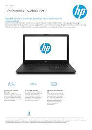 PC Consumer EMEA Desktop features 3C16