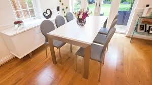 extending dining table sets. Grey And White Double Extending Dining Set UK Table Sets I