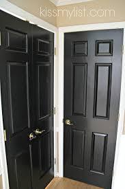 interior design fresh painting interior doors black popular home design modern and interior design ideas