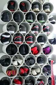 diy shoe rack ideas shoe rack ideas brilliant idea for a shoe storage rack made using