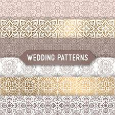 Wedding Patterns
