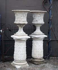 antique garden urns deborah silver co